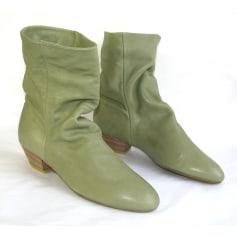 Bottines & low boots à talons ARCHE Vert
