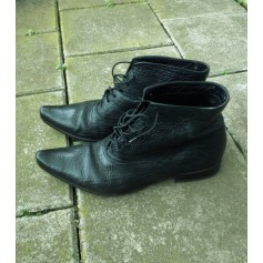 Boots GIANNI BARBATO Black