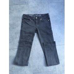Jeans droit Berenice  pas cher