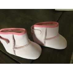 Ankle Boots HUGO BOSS Pink, fuchsia, light pink