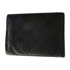 Wallet GUCCI Black