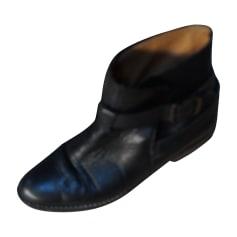 Bottines & low boots plates ANTHOLOGY PARIS Noir