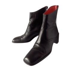 Bottines & low boots à talons BALLY Noir