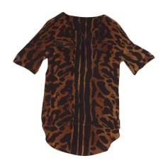 Shirt ALEXANDER MCQUEEN Brown