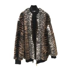 Blouson, veste en fourrure STELLA MCCARTNEY Imprimés animaliers