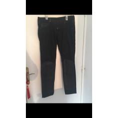Jeans droit 55DSL Noir