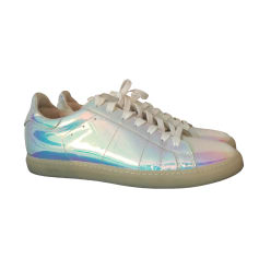 Sneakers IRO Silberfarben, stahlfarben