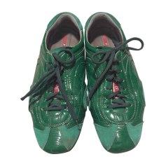Scarpe da tennis PRADA Verde