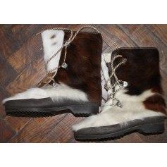 Chaussures de sport GETAS Marron