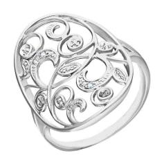 Ring DIDIER GUÉRIN Silberfarben, stahlfarben