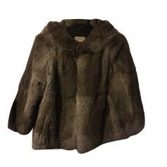 Fur Jackets BA&SH Beige, camel