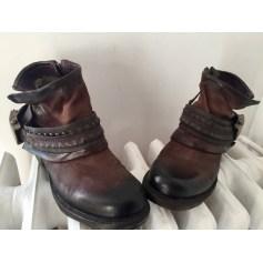 Bottines & low boots à talons AIRSTEP Multicouleur