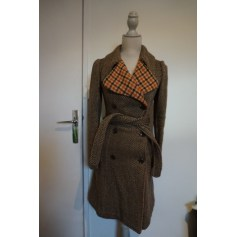 Manteau BENETTON Marron