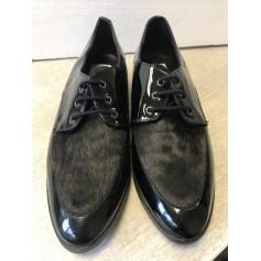 Chaussures à lacets  BERTIE Noir