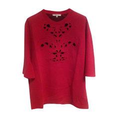 Top, t-shirt CARVEN Rosso, bordeaux