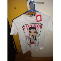 Top, tee-shirt BARBARA RIHL Blanc, blanc cassé, écru