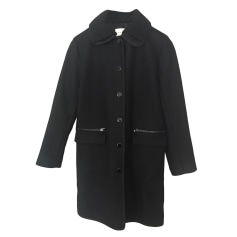 Coat SANDRO Black