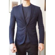 Veste de costume ZARA Bleu, bleu marine, bleu turquoise