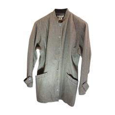 Manteau en jean CHANTAL THOMASS Marron