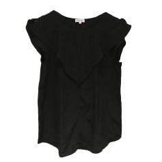 Blouse CLAUDIE PIERLOT Black