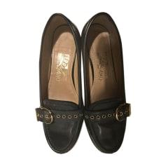 Loafers SALVATORE FERRAGAMO Black