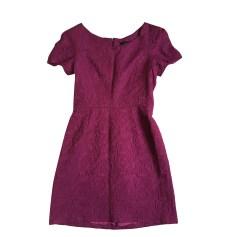 Mini Dress THE KOOPLES Lie de vin