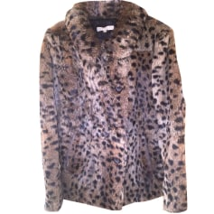 Jacket SANDRO Animal prints