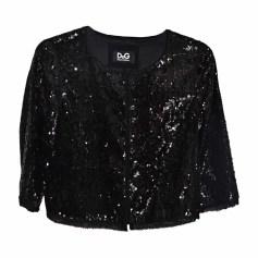 Blazer, veste tailleur D&G Noir