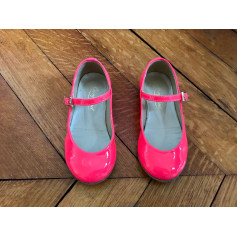 Buckle Shoes BONPOINT Pink, fuchsia, light pink