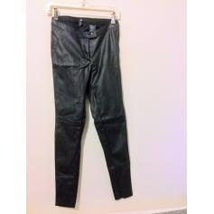 Pantalons H M Femme Simili cuir   articles tendance - Videdressing ee34a0129de