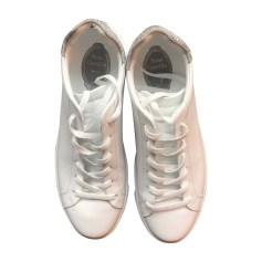 Sneakers RENÉ CAOVILLA White, off-white, ecru