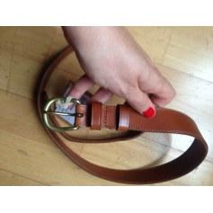 Cintura A.P.C. Marrone