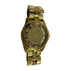 Wrist Watch Golden, bronze, copper