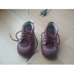 Lace Up Shoes KICKERS Pink, fuchsia, light pink