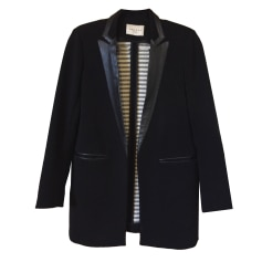 Jacket SANDRO Black