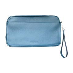 Satchel DIOR HOMME Blue, navy, turquoise