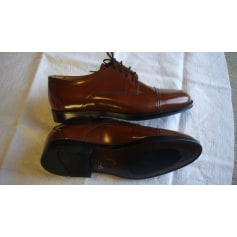 Lace Up Shoes HEYRAUD Brown
