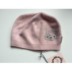 Bonnet HELLO KITTY BY VICTORIA COUTURE Rose, fuschia, vieux rose