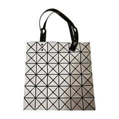 Non-Leather Handbag ISSEY MIYAKE Multicolor