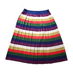 Midi Skirt GUCCI Multicolor