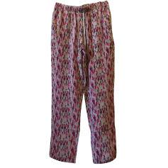 Straight Leg Pants BEL AIR Multicolor
