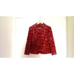 Jacket JUST CAVALLI Red, burgundy