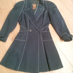 Robe courte ETIENNE BRUNEL Bleu, bleu marine, bleu turquoise 2e01ef0a2f4