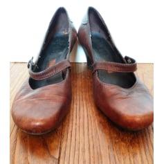 Ballet Flats HISPANITAS Brown