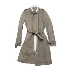 Imperméable, trench DOLCE & GABBANA Marron