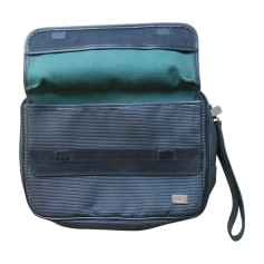 Small Messenger Bag DUNHILL Gray, charcoal