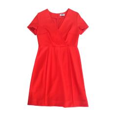 Midi Dress SONIA BY SONIA RYKIEL Red, burgundy