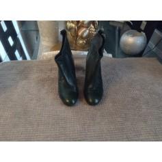 Bottines & low boots à talons BAGATT Vert