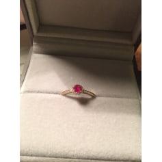 Ring DIDIER GUÉRIN Rubis et Diamants