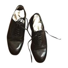 Lace Up Shoes BOTTEGA VENETA Brown